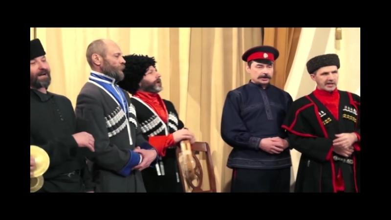 В саду дерево цветет (походная казачья песня) - ансамбль Казачий КругЪ.