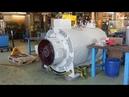 Starting a 6kV 3Ph 50Hz 500 kW 1 000 rpm slip ring motor under 800V
