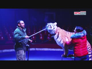 Экскурсия в цирке Никулина для керчан