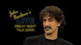 Frank Zappa round table discussion on John Barbour's 'Friday Night Live Talk Show' Throwback