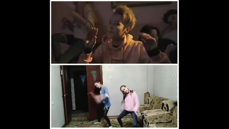 MadMen - bas ketedi / бас кетеди / бас кетеді [cover] dance
