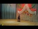 Гатауллина Есения, полуфинал Всеукраинского телеконкурса Зірки та зіроньки