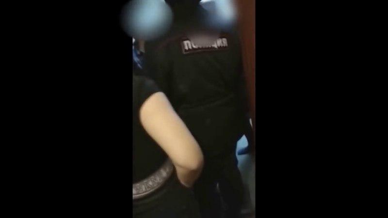 Пьяные подростки на Оплеснина в Сыктывкаре