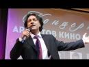 Концерт артистов кино в ЦКР Юбилейный г Дрезна Эвклид Кюрдзидис цыганская