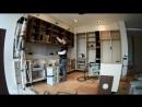 Профессиональная сборка кухни