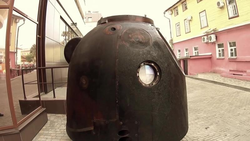 Спускаемый аппарат Союз ТМА в Кирове