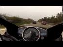 Yamaha R1 vs 530HP Mercedes-Benz 300km-h_HD.mp4