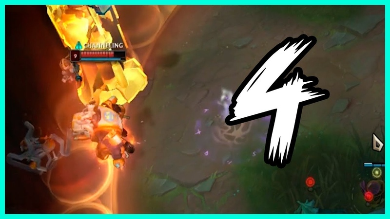 🤠Today on the RU Server №4 - [League of legends]👾👾👾