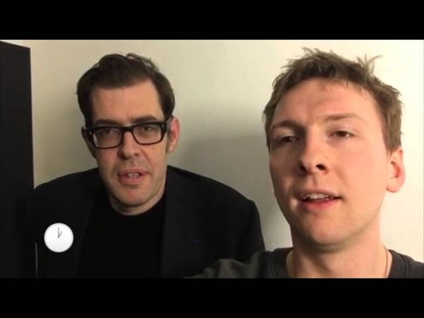 The 15 Second Interview with RICHARD OSMAN