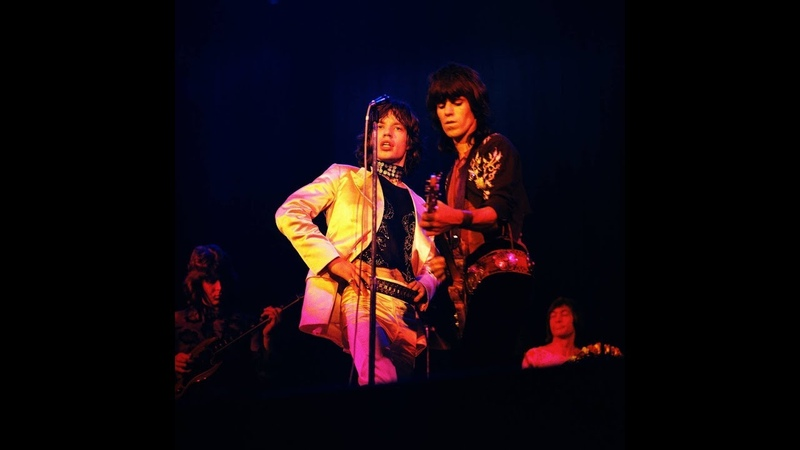 The Rolling Stones - European Tour 1970 Mixing Get Yer Ya Yas Out REUPLOAD (2019)