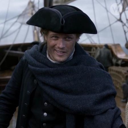 "W Network on Instagram: ""Sas·se·nach /ˈsasəˌnak/ DEROGATORY•SCOTTISH noun 1. an English person. 2. what Jamie calls Claire Outlander premieres Sun..."