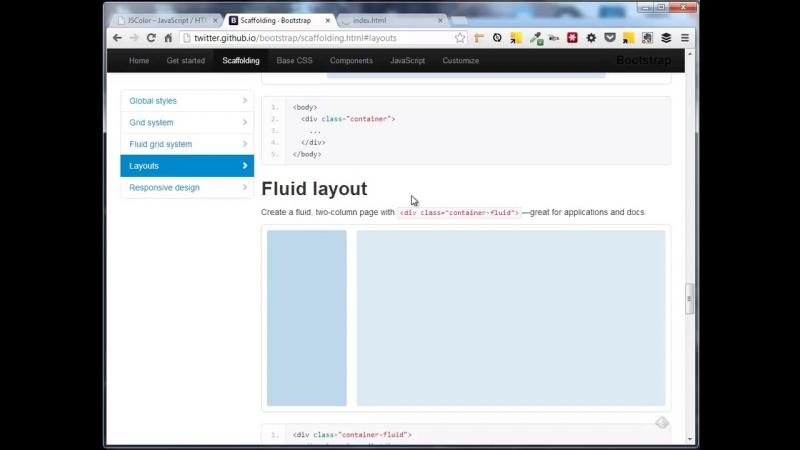 Инструменты, техники и навыки web разработчика - 2 - Bootstrap, CSS3 button generator
