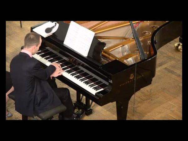 E.Abramyan. Prelude № 1 Es-dur. Mikael Ayrapetyan (piano)