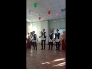 18.04.2018 г. Юбилей народного ансамбля русской песни