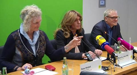 Вести.Ru: В Бундестаге впервые будет работать зеленый трансгендер с женской сущностью
