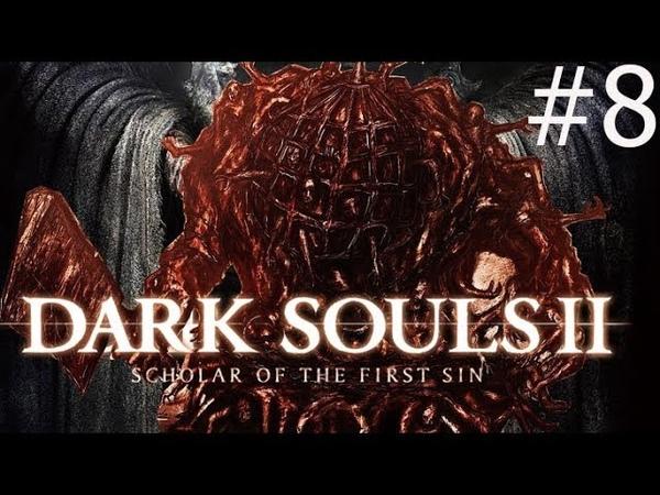 УБИЙСТВО ГНИЮЩЕГО - dark souls 2: Scholar of the first sin 8