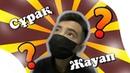 СҰРАҚ-ЖАУАП2|Гопстерді қайдан танисын?