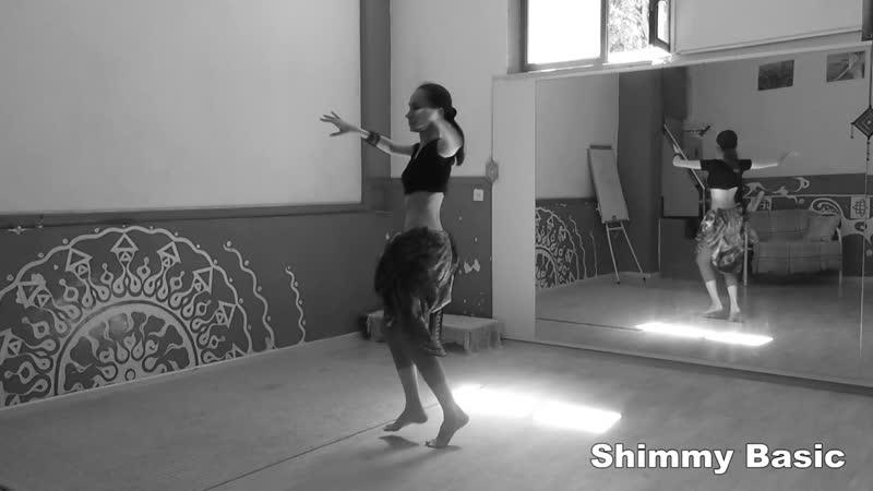 Fast Moves: Folklor Shimmy Step \ АТС-словарь