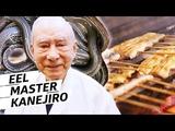 Chef Kanejiro Kanemoto Is Japan's Grilled Eel Master Omakase