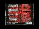 Brazilian Assault - Abhorrence / Nephasth / Mental Horror / Ophiolatry SPLIT (2000) Full Album
