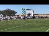 Kris Richard goading WRs, Rod vs Jaylon #CowboysCamp Day 5