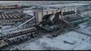 Первые кадры крупной аварии со скоростным поездом в Турции