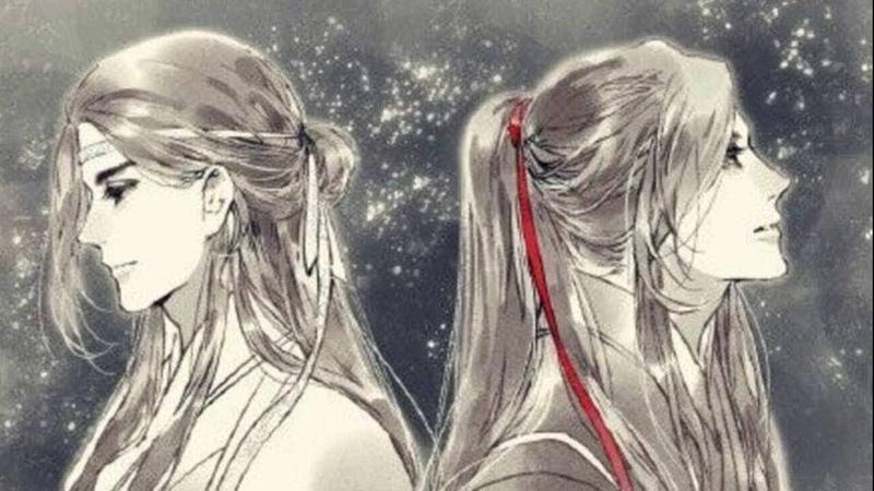 [AMV] Mo Dao Zu Shi |Ma Đạo Tổ Sư | Магистр дьявольского культа | rider of ice