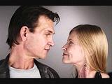 Patrick and Lisa Swayze