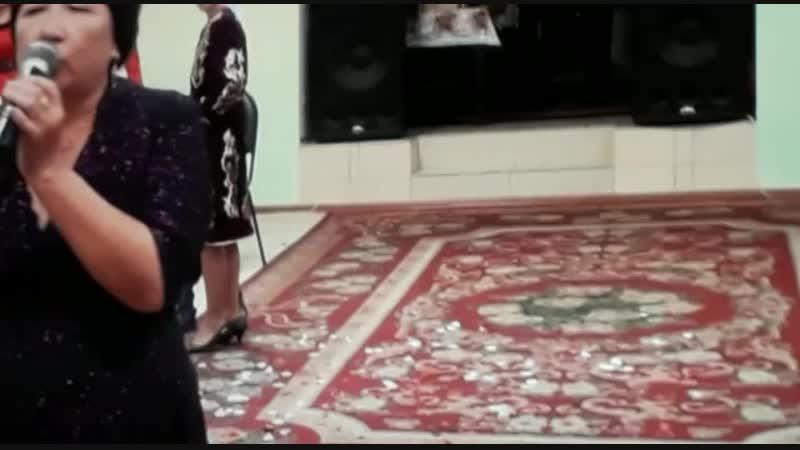 Акнур Альбина уйлену тойы