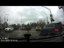 ДТП в г Москва, на пересечении Варшавского и Нового шоссе