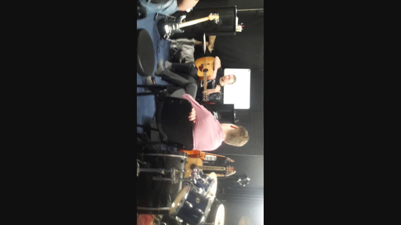Live: Музыкальная школа - студия Rock School