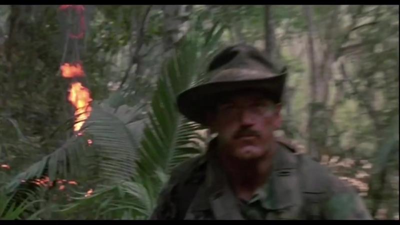 Трейлер фильма Хищник 1987 SUB