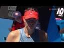 Australian Open 2019 » 1-й Круг » Мария Шарапова (Россия) – Хэрриет Дарт (Великобритания)