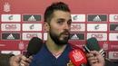 Fede Vidal Hemos acabado muy satisfechos con los jugadores