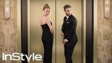 Chace Crawford &amp Rebecca Rittenhouse 2018 InStyle