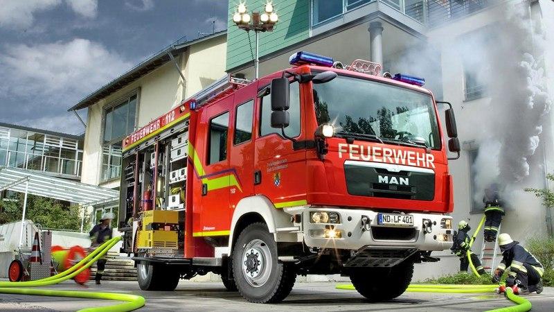 MAN TGM 13 290 FALFALC Schlingmann HLF 2016 2008 12
