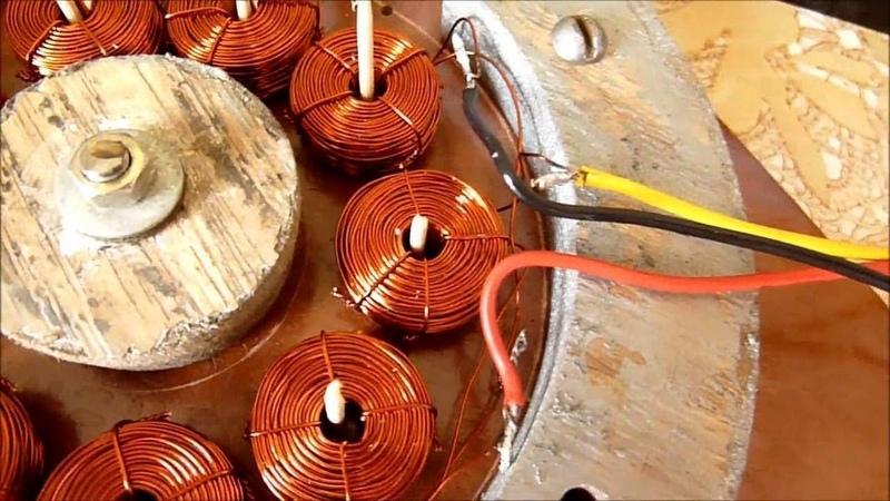 Запрещенный Магнитный двигатель Yildiz Magnet продается в.................