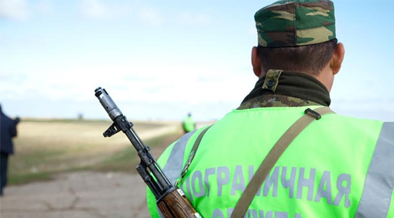 В Урупском районе пресечена попытка незаконного пересечения государственной границы РФ