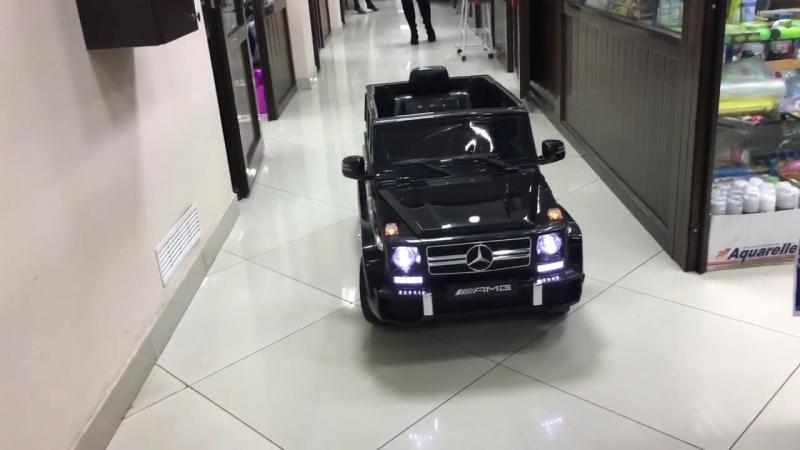 Mercedes-Benz Gelenwagen G63