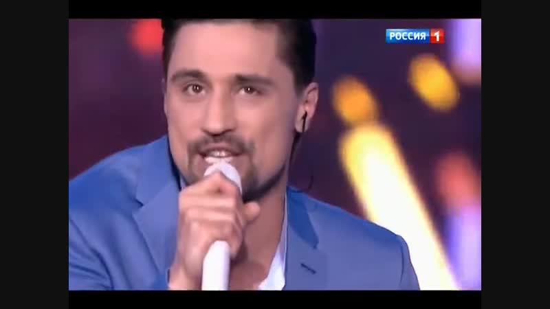 Дима Билан - Лабиринты (Субботний вечер 08-10-2016)