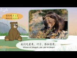 Meet the Animals 5_ Grizzly Bear (