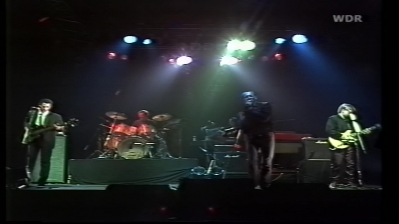 Magazine – The Great Beautician In The Sky – The Metropol, Berlin (1980.10.30)