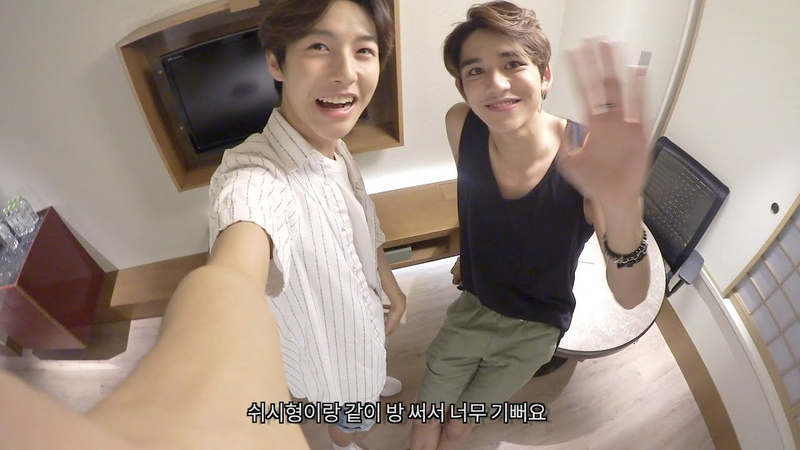 [N-52] NCT in SMTOWN OSAKA 2 - The Roommates Part 1 _ TTKJLR