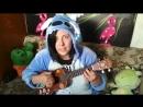 Lokelaani - Always (Лило и Стич 2: Большая проблема Стича ukulele cover)