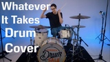 Whatever It Takes - Drum Cover - Imagine Dragons(COOP3RDRUMM3R )
