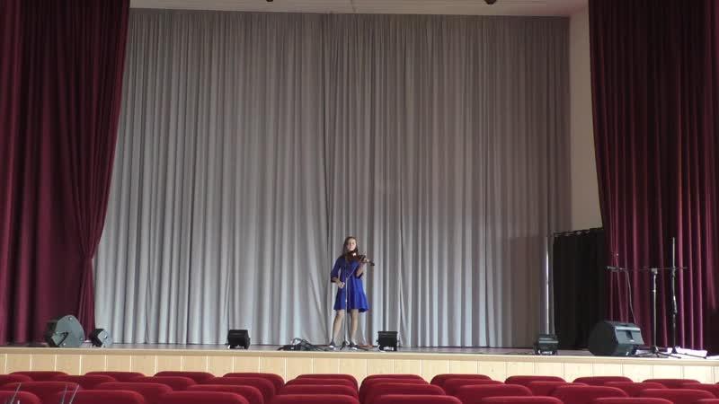 Дикие танцы.Виолетта Гальченко.14 лет.отборочный тур