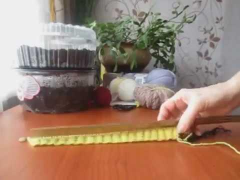 Хитрости ручного вязания. Так быть или не быть образцу?