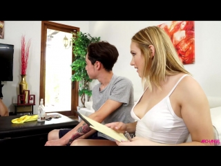 Kasey Miller - All In Due Time [All Sex, Hardcore, Blowjob, Gonzo]