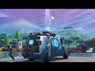 Фургон Возрождения в Fortnite: «Королевская битва», новости от разработчиков #13