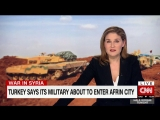 Turkish troops seize Syrian city center from Kurdish fighters